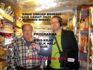 Kris kras omroep brabant live di 22 06 10 003